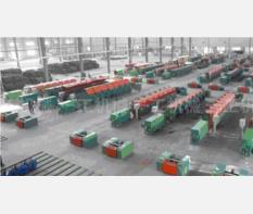 一工机械厂生产环境